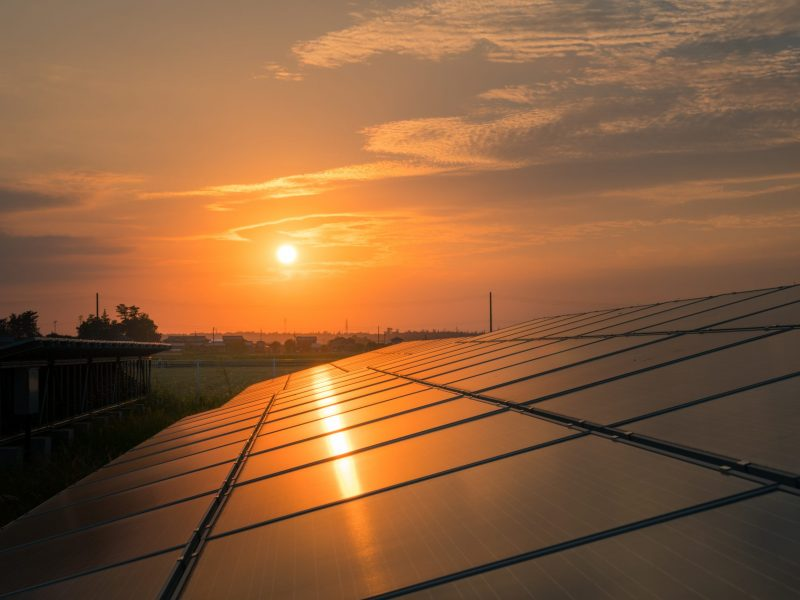 Solar Panels Malaga View. This Is One Of The Best Part About Our Job!